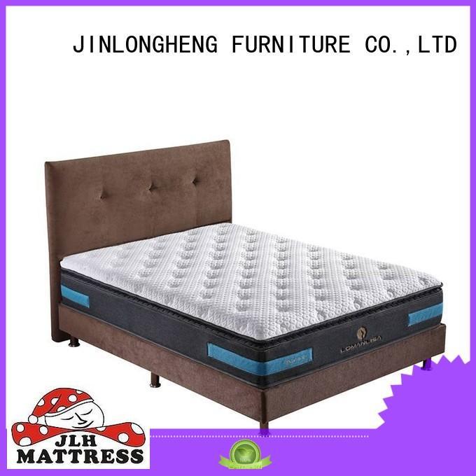 california king mattress green mattress innerspring foam mattress comfortable JLH Brand