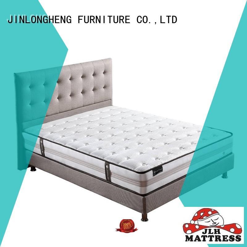 JLH Brand raw innerspring foam mattress design factory