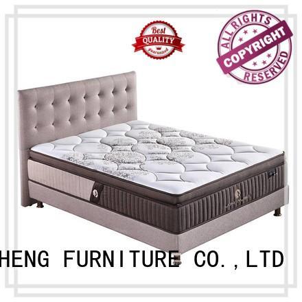 Quality JLH Brand king size latex mattress top