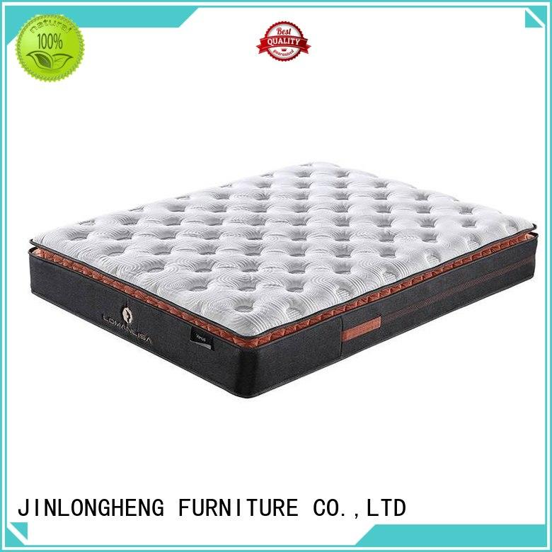 Luxury 5 Zoned Pocket Spring Memory Foam Mattress with Pillow Top Design