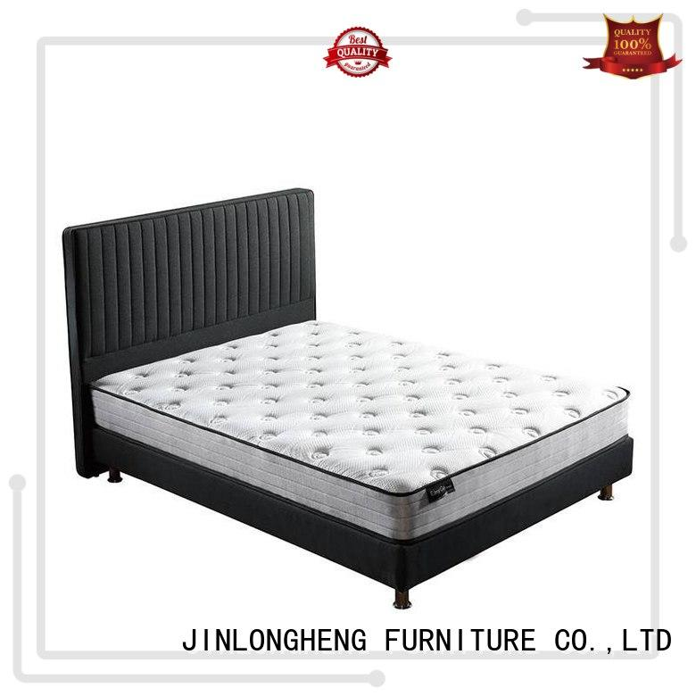 JLH Brand pillow soft king mattress in a box