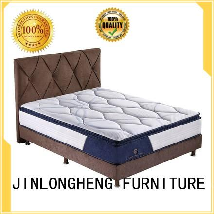 JLH popular coolmax mattress cover High Class Fabric delivered easily