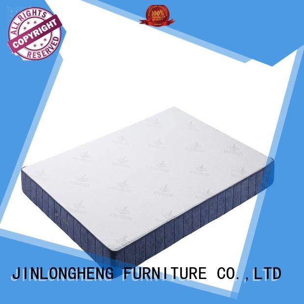 JLH reasonable adjustable bed mattress continuous for guesthouse