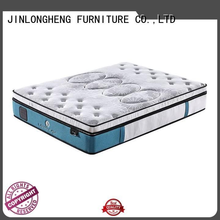 innerspring foam mattress deluxe for hotel JLH