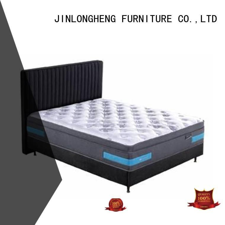 JLH latex gel memory foam mattress furniture sale by turfted