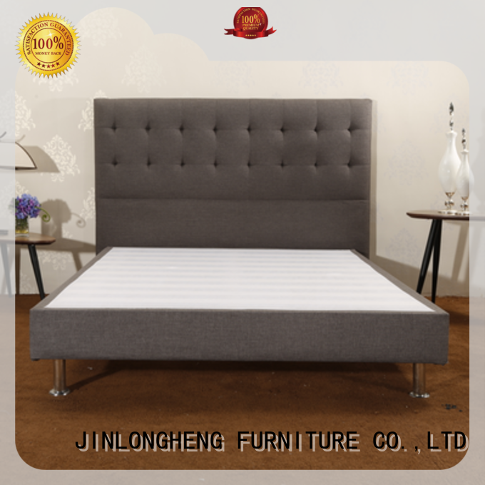 Latest inexpensive queen beds factory for bedroom