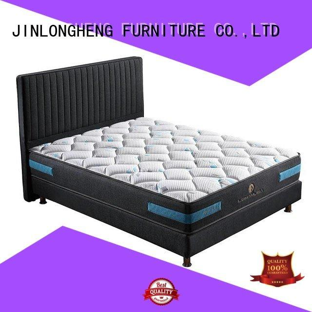 compressed comfortable quality certified JLH california king mattress