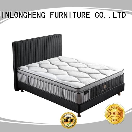 from furniture OEM latex gel memory foam mattress JLH