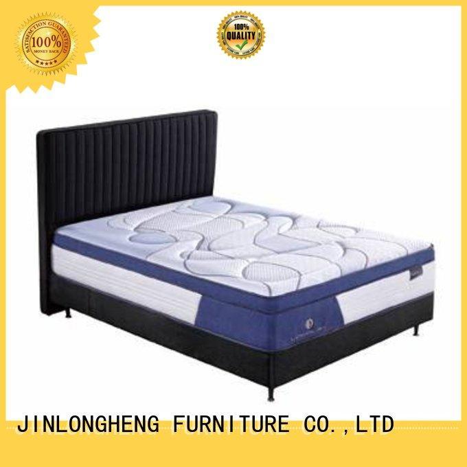 Custom latex latex gel memory foam mattress luxury JLH