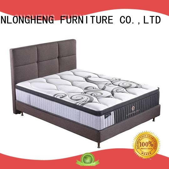 vacuum spring compress memory foam mattress chinese JLH company