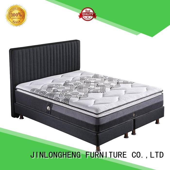 JLH durable kingsdown mattress reviews High Class Fabric for hotel
