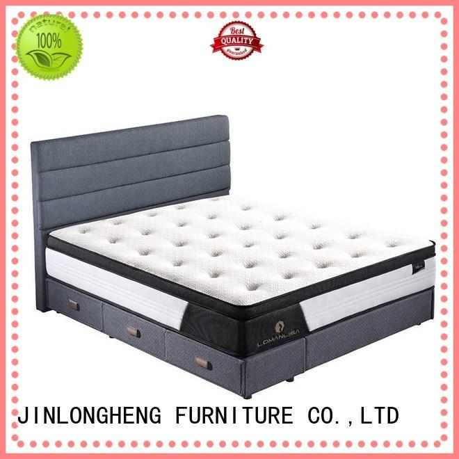 JLH Brand mattress natural middle hybrid mattress