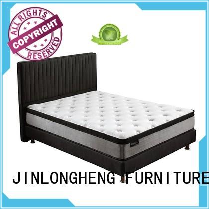 latex unique natural breathable king mattress in a box JLH Brand