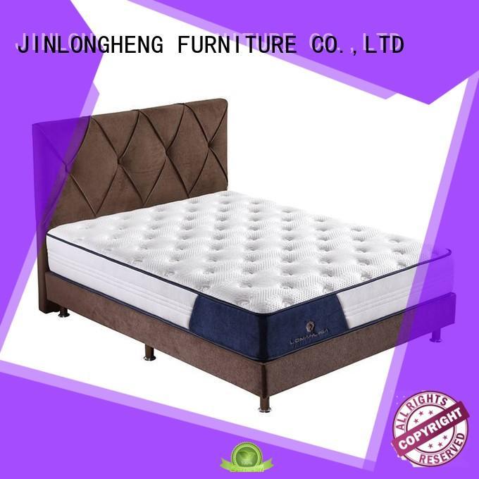 Hot sale innerspring foam mattress design breathable JLH Brand