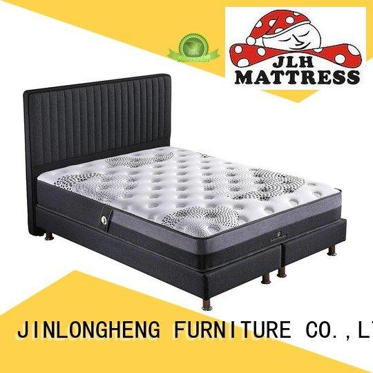 bed compressed JLH california king mattress