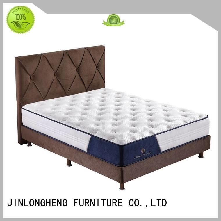 Quality JLH Brand green innerspring foam mattress