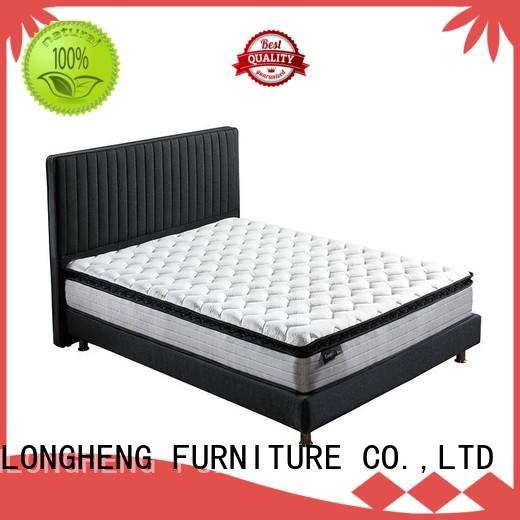 JLH high class full size mattress in a box modern with elasticity
