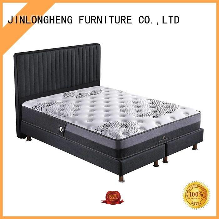 JLH california king mattress compressed mattress top