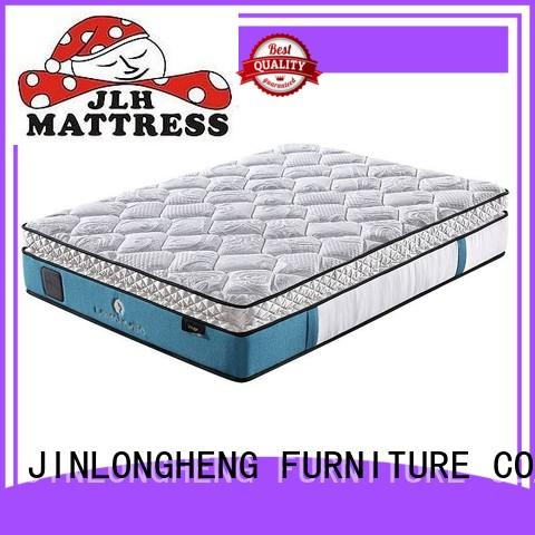 Luxury Cooling Gel Memory Foam 5 Zoned Pocket Spring Mattress with Euro Top Design