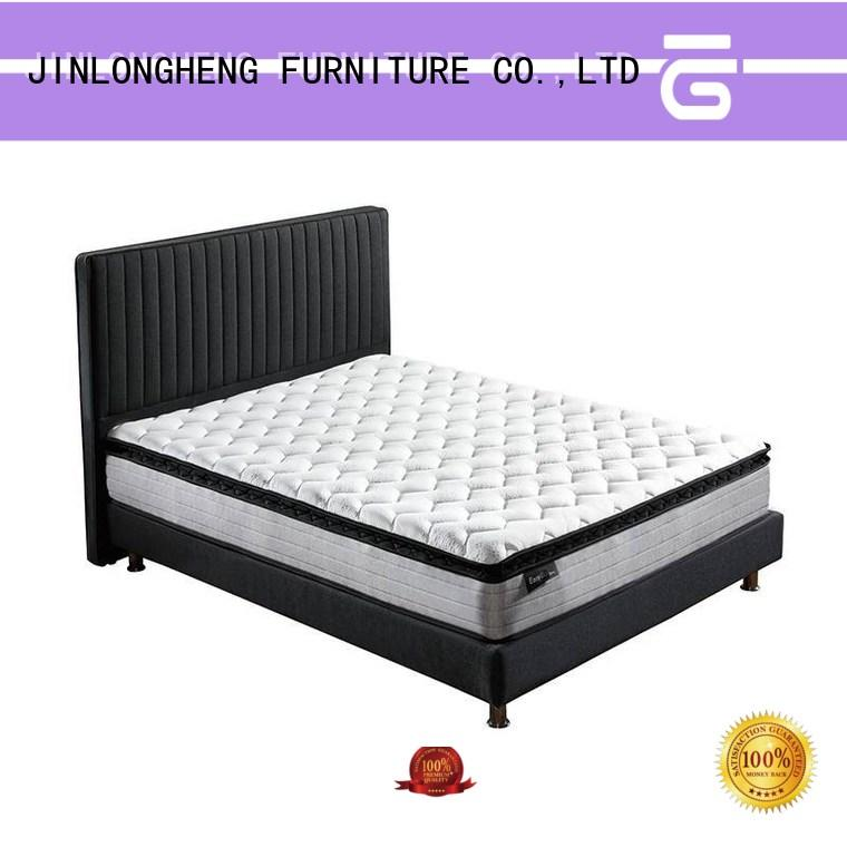 JLH double waterproof mattress protector Comfortable Series for guesthouse