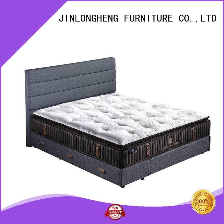 JLH gradely mattress outlet with Quiet Stable Motor with softness