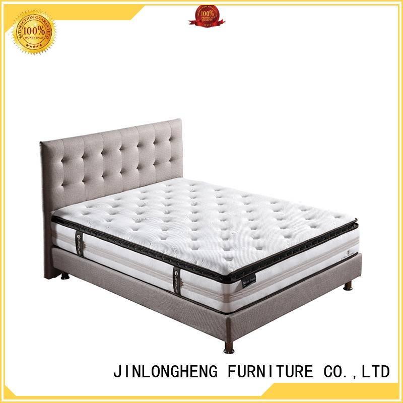 sealy posturepedic hybrid elite kelburn mattress modern bed middle JLH Brand company