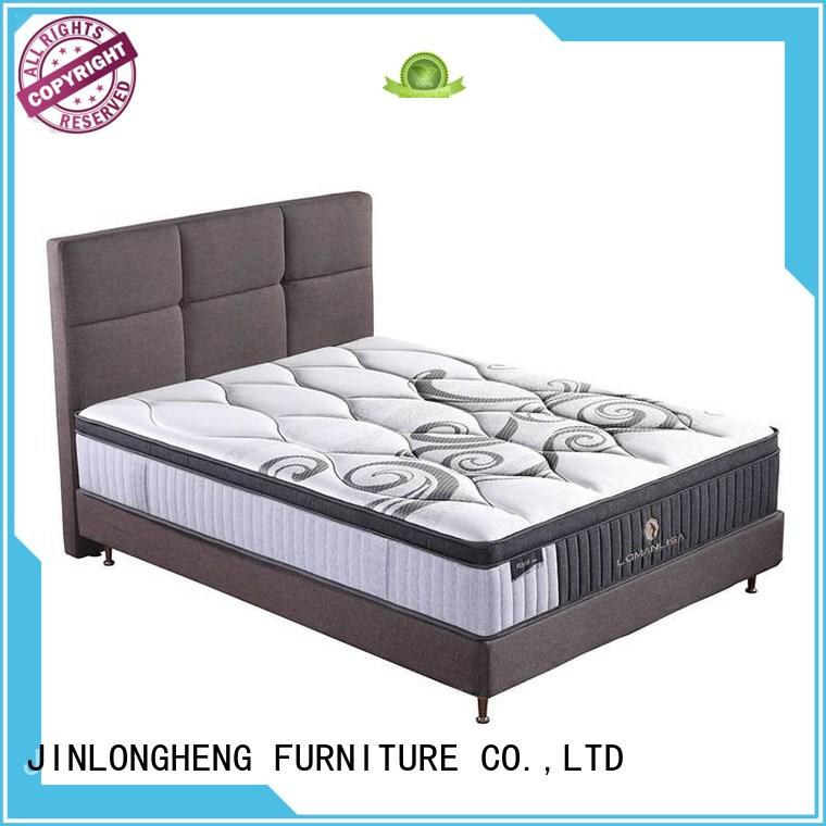quiet king mattress in a box High Class Fabric for hotel JLH