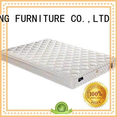 JLH density 5 star hotel mattress high Class Fabric delivered easily