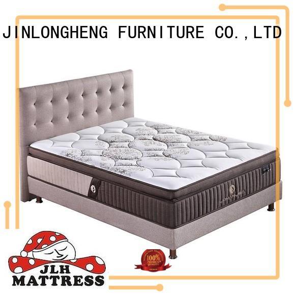natural sale latex gel memory foam mattress euro JLH company