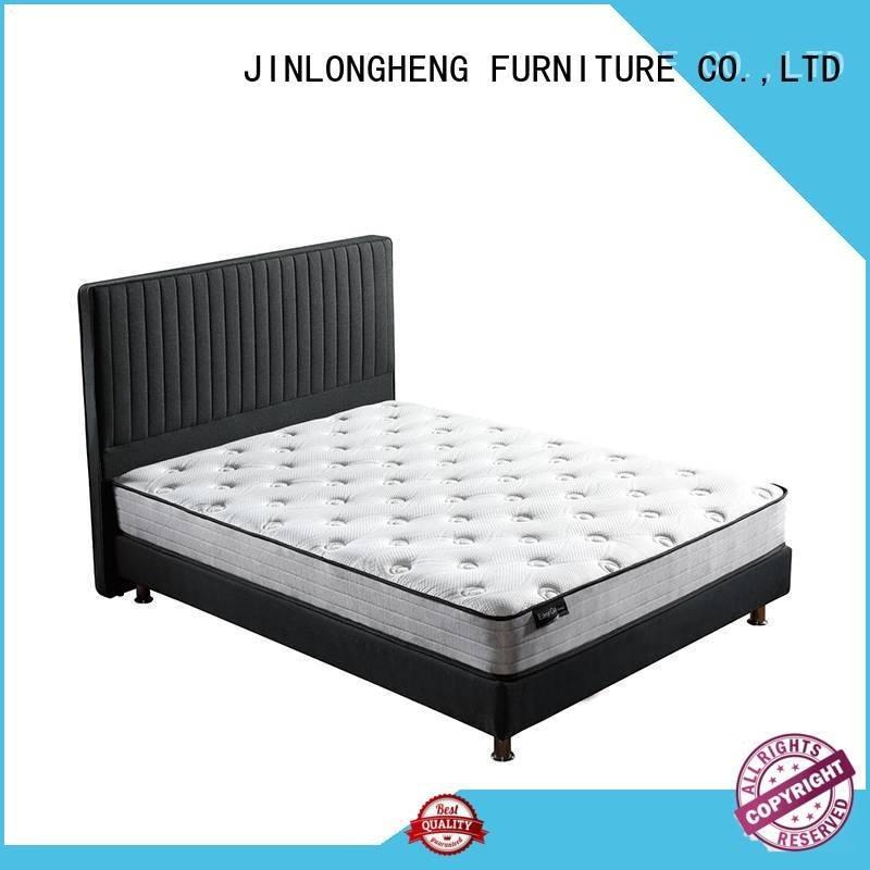Hot king mattress in a box design valued pillow JLH Brand