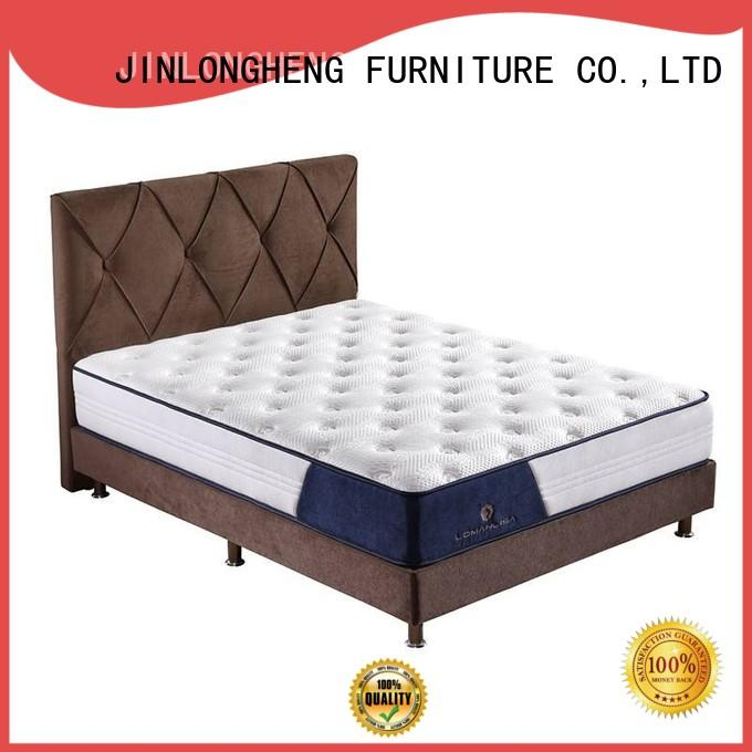 design Custom pocket innerspring foam mattress breathable JLH